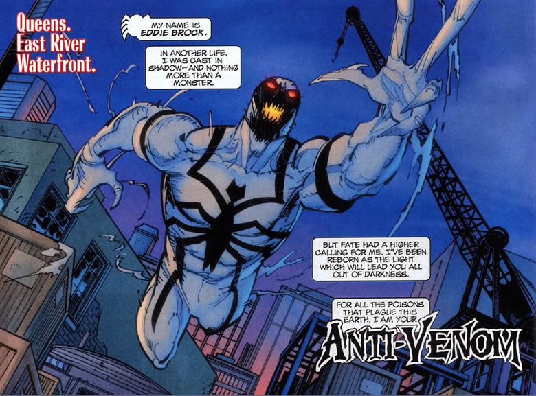 spectacular spider man anti venom