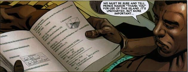 Resultado de imagen para scientific black panther marvel