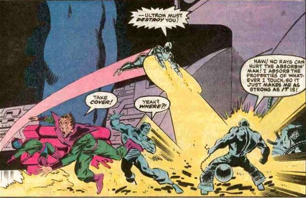 Image result for Secret Wars 1984 villains