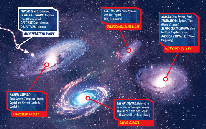 map of known galaxies - photo #36